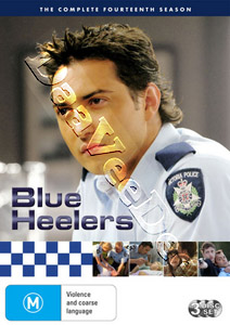 Blue Heelers - Complete Season 14 - 3-DVD Set (DVD)