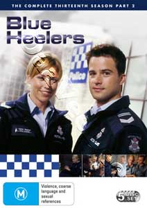 Blue Heelers - Complete Season 13 - 10-DVD Box Set (DVD)