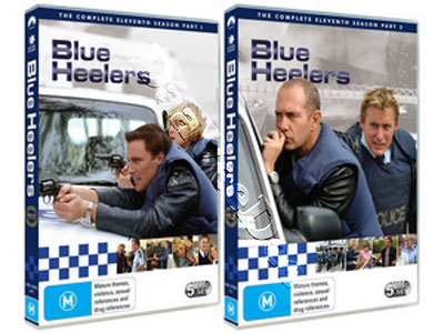 Blue Heelers (Season 11) - 10-DVD Box Set (DVD)