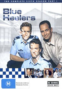 Blue Heelers - Season Six - 11-DVD Set (DVD)