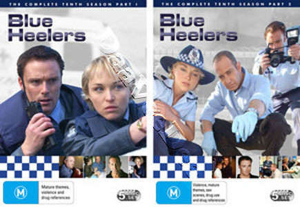 Blue heelers dvd complete series box set