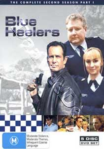 Blue Heelers - Season 2 - 10-DVD Set (DVD)