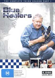 Blue Heelers (Season 3) - 11-DVD Set (DVD)