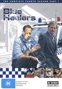 Blue Heelers - Season Four - 11-DVD Set (DVD)