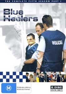 Blue Heelers - Season 5 - 11-DVD Set (DVD)