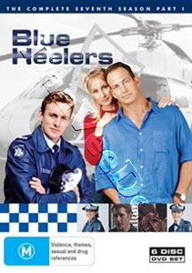 Blue Heelers - Season Seven - 11-DVD Set (DVD)