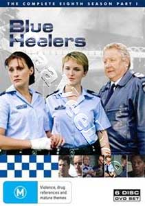 Blue Heelers - Season 8 - 11-DVD Set (DVD)