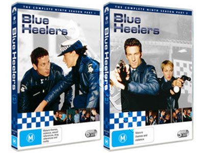 Blue Heelers (Season 9) - 11-DVD Box Set (DVD)