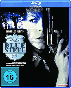 Blue Steel  (1989) (Blu-Ray)
