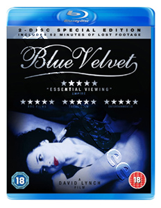 Blue Velvet (incl. Lost Footage) (1986) (Blu-Ray)