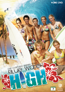 Blue Water High - Series One - 4-DVD Box Set (DVD)