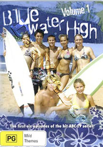 Blue Water High - Series One - 4-DVD Set (AUS)  (DVD)