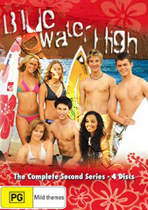 Blue Water High - Season Two - 4-DVD Set (DVD)