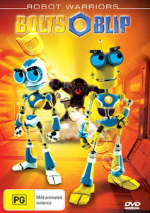 Bolts & Blip - Robot Warriors (DVD)
