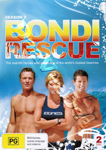 Bondi Rescue (Season 2) - 2-DVD Set (DVD)