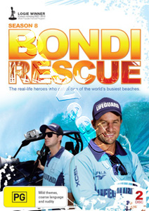 Bondi Rescue (Season 8) - 2-DVD Set (DVD)