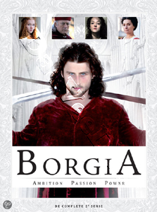 Borgia (Complete Series 2) - 4-DVD Box Set (DVD)