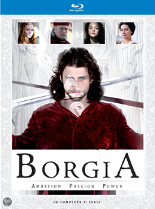 Borgia (Complete Series 2) - 3-Disc Box Set (Blu-Ray)