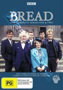 Bread - The Series One & Two - 3-DVD Set (DVD)
