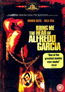 Bring Me the Head of Alfredo Garcia ( 1974 )  (DVD)