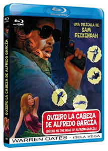 Bring Me the Head of Alfredo Garcia (Blu-Ray)