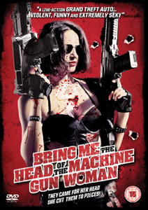 Bring Me the Head of the Machine Gun Woman (DVD)