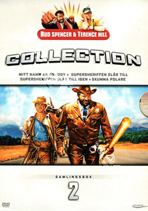 Bud Spencer & Terence Hill Collection 2 - 4-DVD Box Set (DVD)