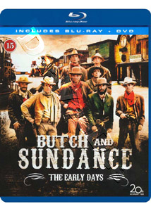 Butch and Sundance: The Early Days (Blu-Ray)