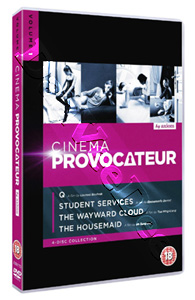 CINEMA PROVOCATEUR (Volume 1) - 4-DVD Set (DVD)
