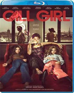 Call Girl ( 2012 ) (Blu-Ray)