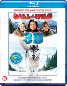 Call of the Wild 3D (Blu-Ray)