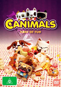 Canimals: Cans of Fun (DVD)