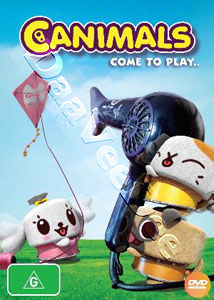 Canimals: Come to Play (DVD)