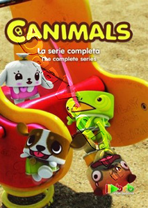 Canimals - Complete Series - 2-DVD Set (DVD)