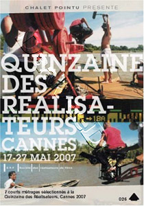 Cannes 2007 - Directors' Fortnight - 7 Short Films (DVD)