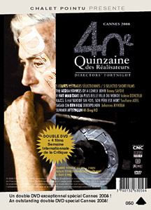 Cannes 2008 - 40th edition Directors Fortnight / 47th International Critics Week - Short Films - 2-DVD Set (DVD)