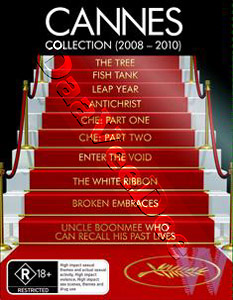 Cannes Collection 2008-2010 - 10-DVD Box Set (DVD)