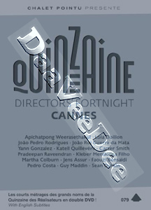 Cannes - Directors' Fortnight - Vol. 1 - 2-DVD Set (DVD)