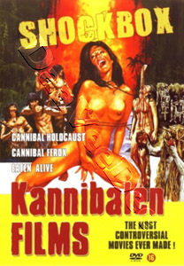 Cannibal Films Collection - 3-DVD Box Set (DVD)