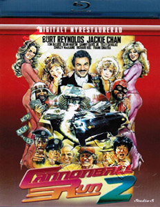 Cannonball Run 2 (Blu-Ray)