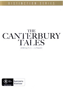 Canterbury Tales (1972) (DVD)