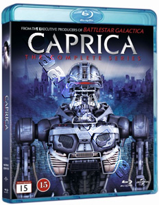 Caprica (Complete Series) - 5-Disc Set (Blu-Ray)