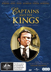 Captains and the Kings - Complete Series - 3-DVD Set (DVD)