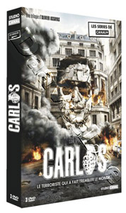Carlos - Complete Series - 3-DVD Box Set (DVD)