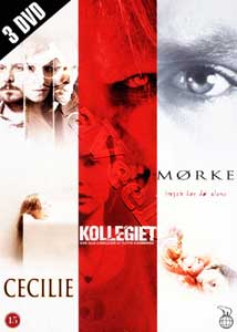 Cecilie / The Frost - 3-DVD Box Set (DVD)