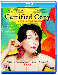Certified Copy (2010) (Blu-Ray)