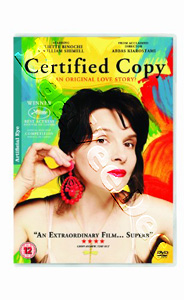 Certified Copy  (2010) (DVD)