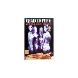 Chained Fury: Lesbian Slave Desires (DVD)