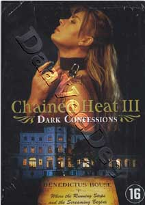 Dark Confessions ( Chained Heat III ) (DVD)