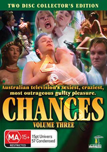 Chances - Volume 3 (Ep. 109 - 127) - 2-DVD Set (DVD)